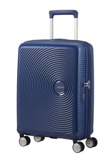 56d6dbcb500b1 Walizka kabinowa American Tourister Soundbox 55 cm powiększana - 8104    Oficjalny sklep internetowy Samsonite i Valentini