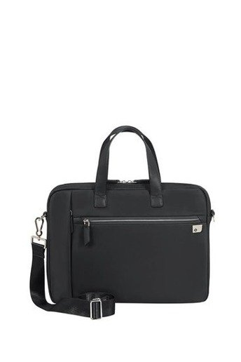 "Damska torba na laptopa 15.6"" Samsonite Eco Wave czarna"