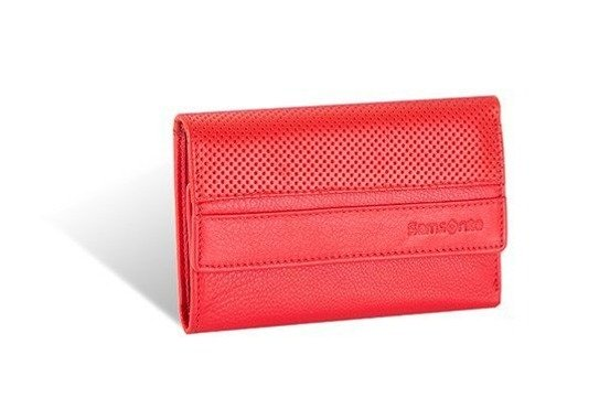 Etui na klucze RFID Samsonite Perforated 2 302