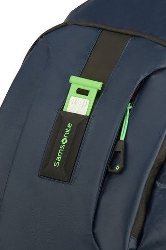 Plecak Samsonite L+ Paradiver Light Night Blue/Fluo Green
