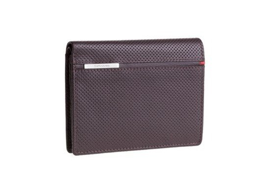 Portfel męski Samsonite Perforated Plus 266