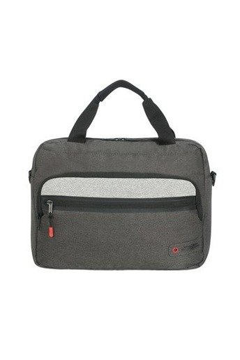 "Torba na laptopa American Tourister City Aim 15,6"" szara"