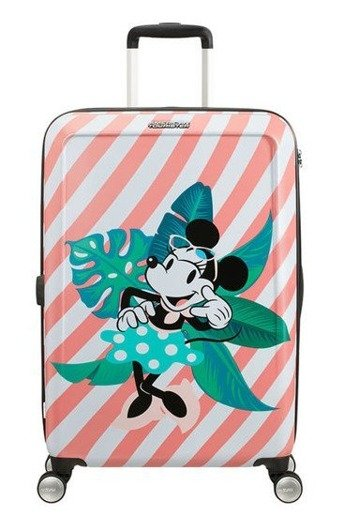 Walizka American Tourister 67 cm, Minnie Mouse