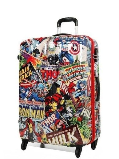 Walizka American Tourister Marvel Legends 75 cm